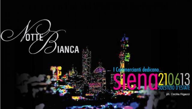 Notte Bianca Siena 2013