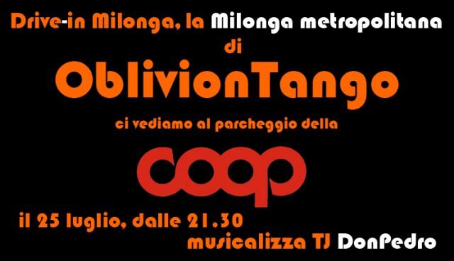 OblivionDriveInMilongaLuglio
