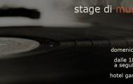 29 marzo - Stage di musicalità con Giovanni Sciuto